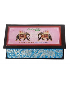 Masala Chai Tea Bag Elephant Black Box