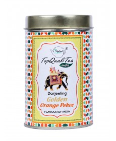 Golden Orange Pekoe Tin Box 50gm