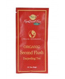 Darjeeling Second Flush Tea Bags Envelope