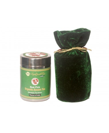Assam Best Pick Black Tea 100gm Tin Box