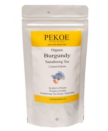 ORGANIC Burgundy Samabeong Tea Limited Edition 25gm