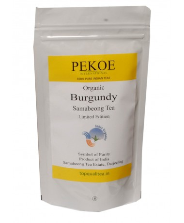 ORGANIC Burgundy Samabeong Tea Limited Edition 50gm