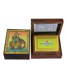 Darjeeling First Flush Tea Gemstone Box - 50gm