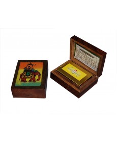 Gift Pack Darjeeling Tea First Flush Gemstone Tea Caddy - 50gm