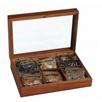 Spice (6 in 1)  Wooden Tray