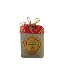 Darjeeling Tea First Flush Jute Pack 100gm