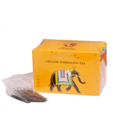 Darjeeling Tea First Flush(10 Pyramid Tea Bags)