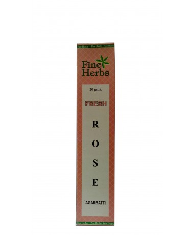 FINE HERBS ROSE INCENSE