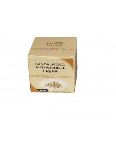 Sandalwood Anti wrinkle Cream 40g