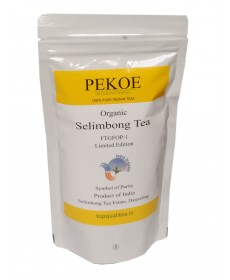 ORGANIC Selimbong Tea FTGFOP-1 Limited Edition 100gm