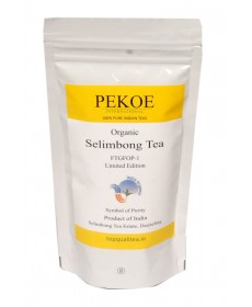 ORGANIC Selimbong Tea FTGFOP-1 Limited Edition 50gm