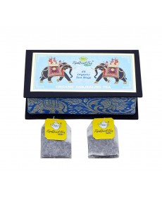 Darjeeling Tea Bag Elephant Black Box